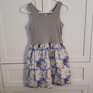 Gap super cute girls summer casual dress